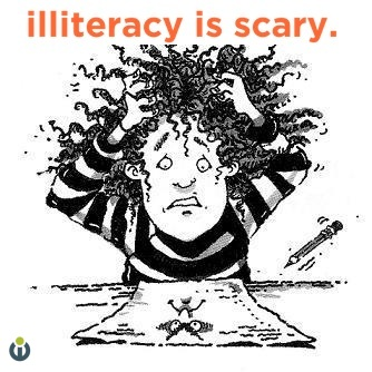 the effects of illiteracy The effects of illiteracy since the beginning of time, humankind has been the better mammal because of one main factor our ability to read and be educated.